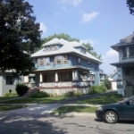 American Foursquare Houses in Oak Park Real Estate